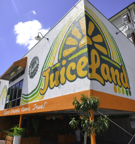 JuiceLand 29th and Guadalupe Austin TX
